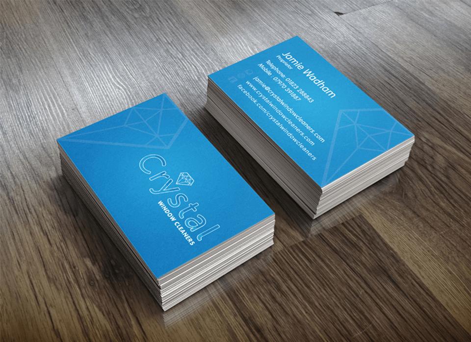 Window Cleaner Business Cards Elitadearest